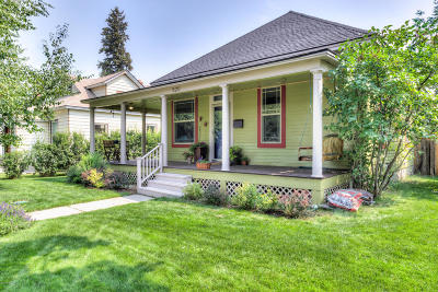 Ravalli County Single Family Home For Sale: 520 S 2nd St