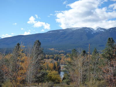 Ravalli County Residential Lots & Land For Sale: Nhn Old Darby Rd