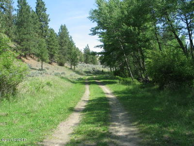 Ravalli County Residential Lots & Land For Sale: Tract 4 Quiet Place