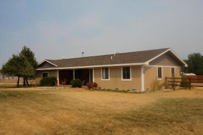 Ravalli County Single Family Home For Sale: 119 Stewart Ln
