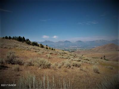Ravalli County Residential Lots & Land For Sale: Nhn Sapphire Ridge Trl