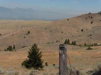 Ravalli County Residential Lots & Land For Sale: Nhn Soft Rock Rd
