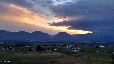 Ravalli County Residential Lots & Land For Sale: Nhn Mountain View Orchard