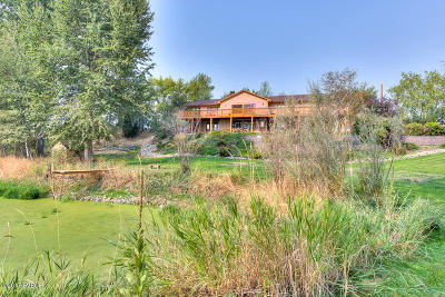 Ravalli County Single Family Home For Sale: 1754 Us-93