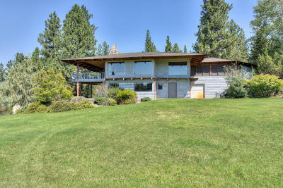 Ravalli County Single Family Home For Sale: 963 Little Willow Creek Rd