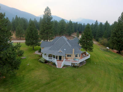 Ravalli County Single Family Home For Sale: 218 Catydid Ln