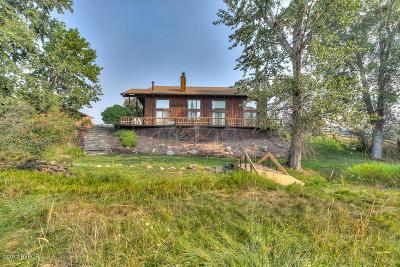 Stevensville Single Family Home For Sale: 121 S Kootenai Creek Rd