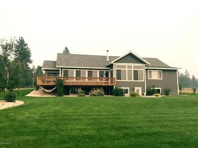 Ravalli County Single Family Home For Sale: 709 Vista View Loop