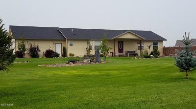 Stevensville Single Family Home For Sale: 366 Haley Ct