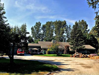 Ravalli County Single Family Home For Sale: 591 Us Highway 93 S