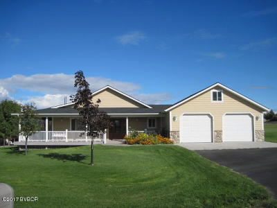 Ravalli County Single Family Home For Sale: 780 Bauer Ln