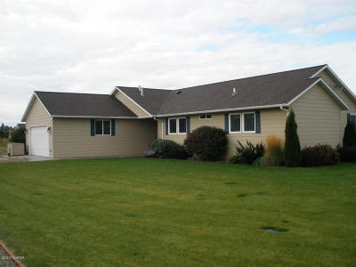 Stevensville Single Family Home For Sale: 379 Beartooth Dr
