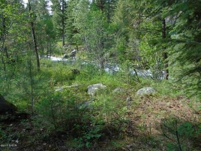 Ravalli County Residential Lots & Land For Sale: W Fork Rd