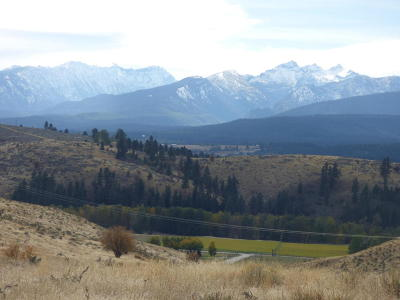 Ravalli County Residential Lots & Land For Sale: Unk Sleeping Child Rd
