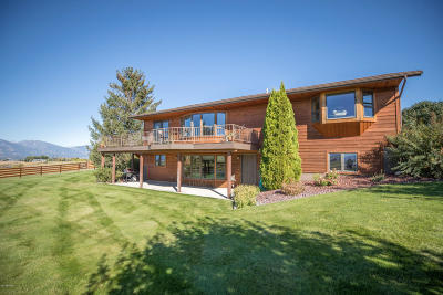 Ravalli County Single Family Home For Sale: Nhn Willow Creek Crossroad
