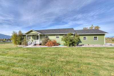 Ravalli County Single Family Home For Sale: 1025 Joy St