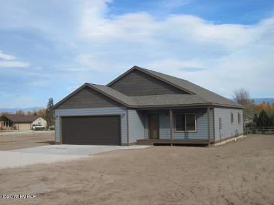 Ravalli County Single Family Home For Sale: 4010 Moonrise Ct