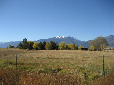 Ravalli County Residential Lots & Land For Sale: Nhn S Cougar Lane