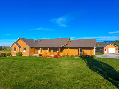 Ravalli County Single Family Home For Sale: 1926 Thundermutt Rd