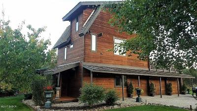 Ravalli County Single Family Home For Sale: 4014 Houk Way
