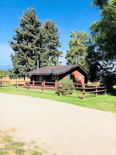 Ravalli County Single Family Home For Sale: 2925 Home Acres Rd