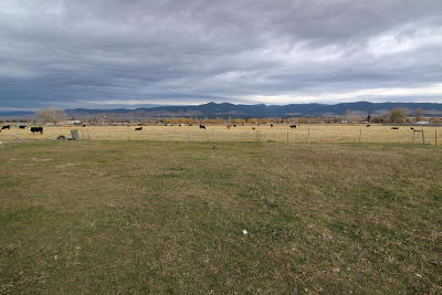 Ravalli County Residential Lots & Land For Sale: 888 Old Corvallis Rd
