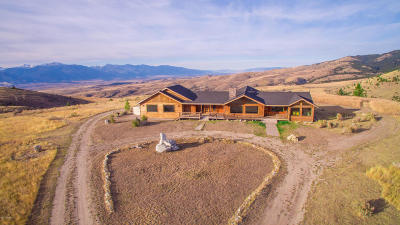 Ravalli County Single Family Home For Sale: 2058 Blue Sage Trl