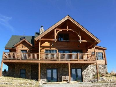 Darby Single Family Home For Sale: 119 Less Traveled Rd