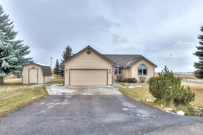 Missoula Single Family Home For Sale: 7580 Arroyo Ln