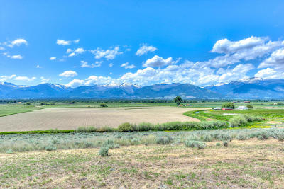 Ravalli County Residential Lots & Land For Sale: 2359 Old West Trl