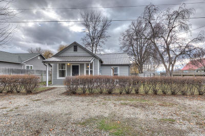 Ravalli County Single Family Home For Sale: 319 2nd St