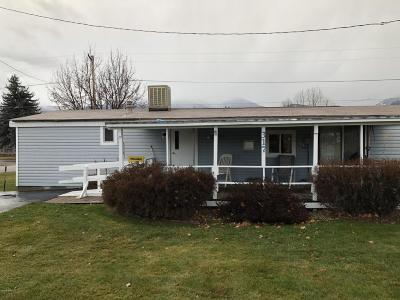 Ravalli County Single Family Home For Sale: 317 Mission St