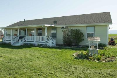 Ravalli County Single Family Home For Sale: 1024 Terrace Ln