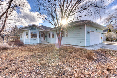 Ravalli County Single Family Home For Sale: 605 Desta