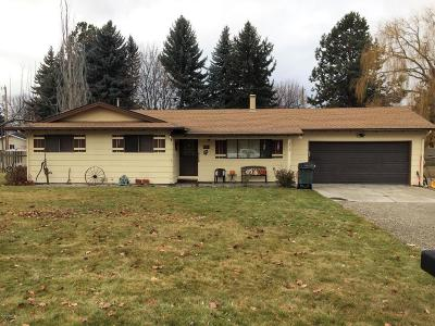 Ravalli County Single Family Home For Sale: 373 Winkler Ln