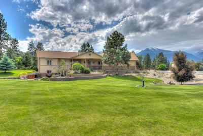 Ravalli County Single Family Home For Sale: 365 Aspen Wood Dr