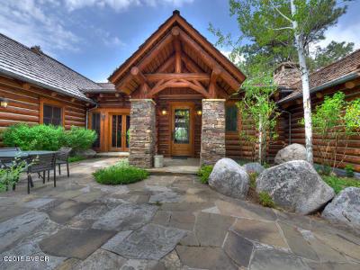 Ravalli County Single Family Home For Sale: 1462 Stock Farm Rd