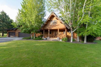 Ravalli County Single Family Home For Sale: 442 Arrow Hill Dr