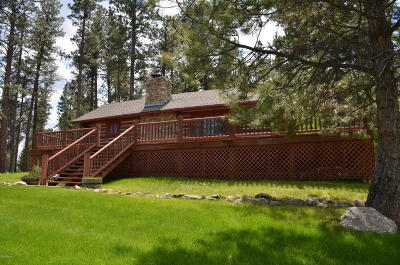 Single Family Home For Sale: 2000 Raspberry Ln