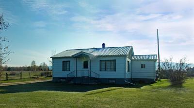 Stevensville Single Family Home For Sale: 3700 Eastside Hwy