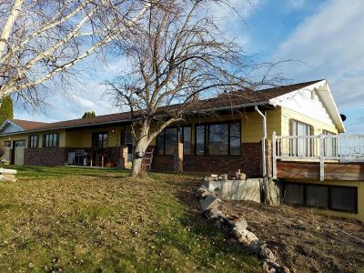 Stevensville Single Family Home For Sale: 551 Waterhill Ln