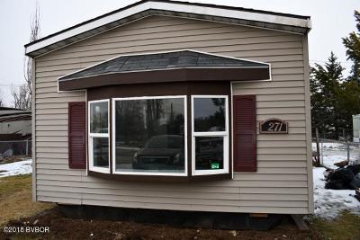Stevensville Single Family Home For Sale: 4271 Allum Rd