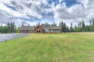 Ravalli County Single Family Home For Sale: 563 Sunrider Ln