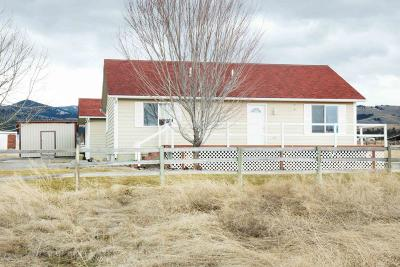 Ravalli County Single Family Home For Sale: 3288 New Hope Ln