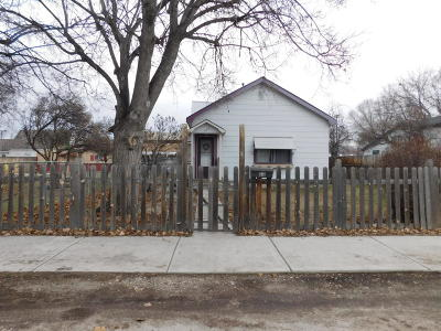 Hamilton Single Family Home For Sale: 602 N 2nd St