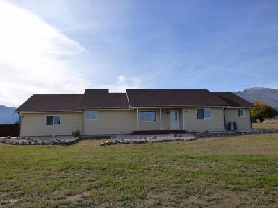 Hamilton Single Family Home For Sale: 103 Vantage Ln