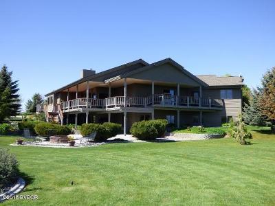 Ravalli County Single Family Home For Sale: 436 Vista Way