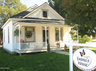 Hamil Single Family Home For Sale: 800 N 2nd St