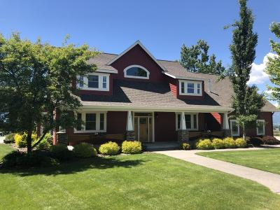 Ravalli County Single Family Home For Sale: 1199 Hard Rock Rd