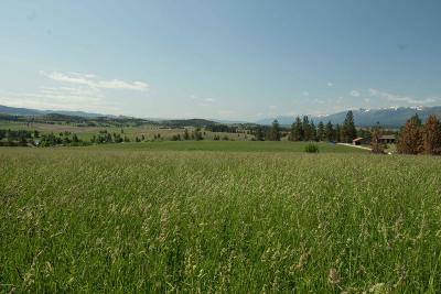 Ravalli County Residential Lots & Land For Sale: Nhn S Sunset Bench Rd